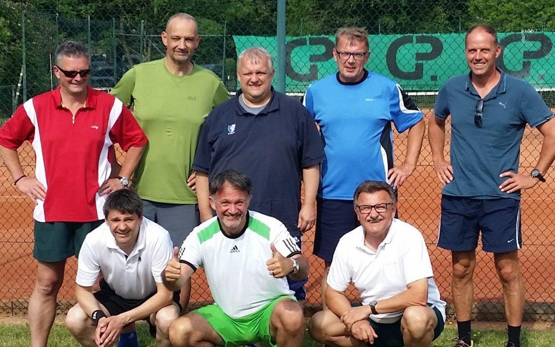 Herren 50 auch in Weisenheim erfolgreich