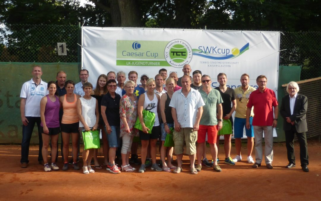 SWK-Cup 2017: Tolle Spiele bei tollem Wetter