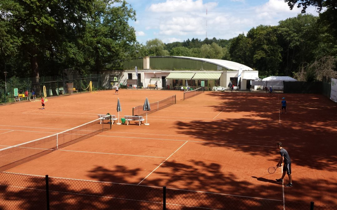 Tennisturniere im TCC