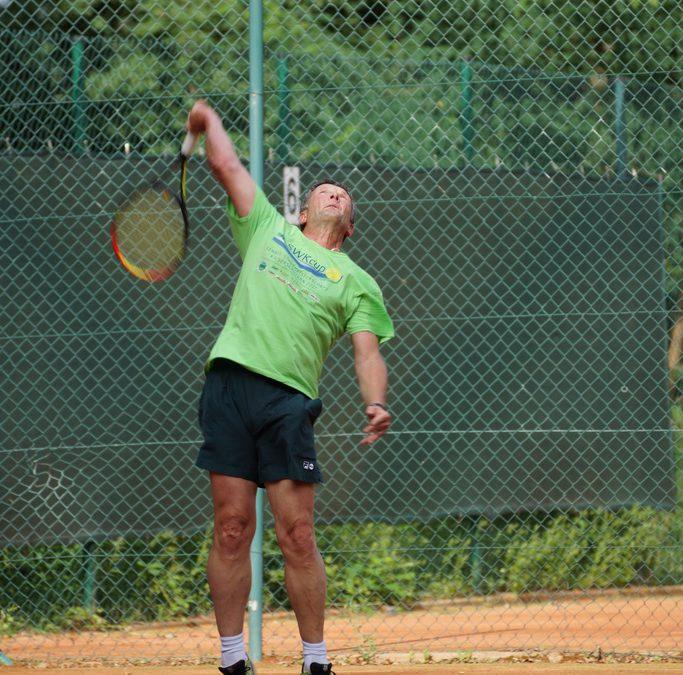 Erneut Tennis-Krimi bei den H50
